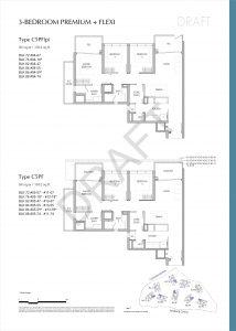 Seng Kang Grand Floor Plan