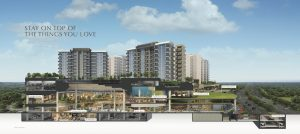 Sengkang_Grand_Residences_-_Sectional_perspective
