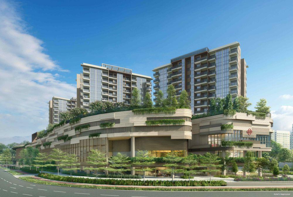 sengkang grand residences sales
