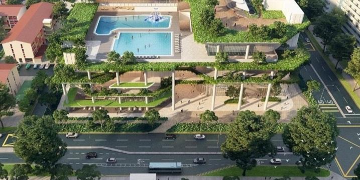 Chill @ Chong Pang will upgrade the existing amenities at Chong Pang City Community Centre
